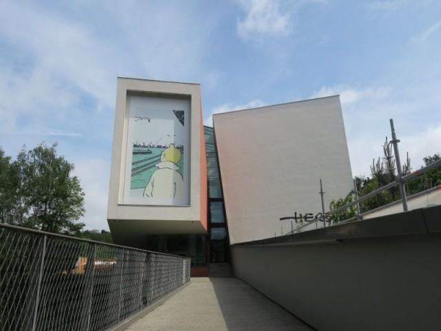 Musée Hergé - Christian de Portzamparc