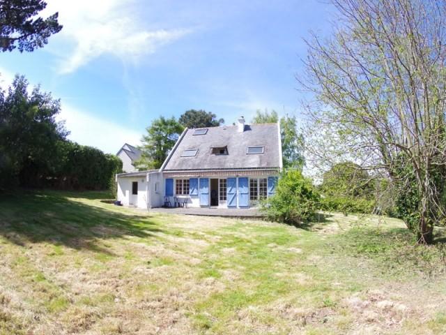Cette petite maison bretonne s'est métamorphosée en villa avec vue sur mer