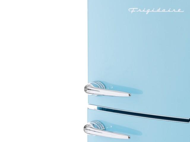 Un des 3 combinés Frigidaire remis aux goûts du jours par le groupe Electrolux