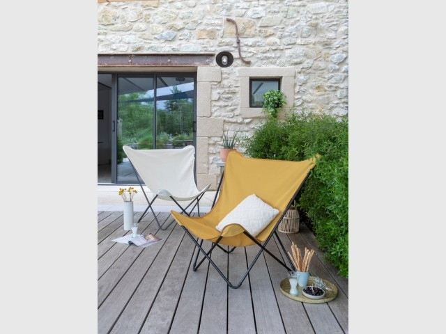 Des fauteuils idéal pour rêvasser