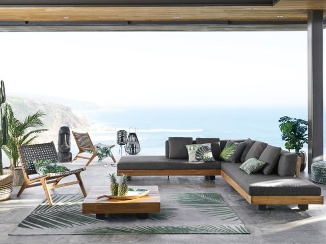 Un canapé pour accueillir un maximum de personne