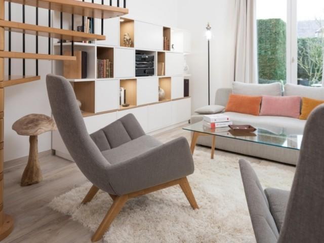 Un second salon pour optimiser l'espace