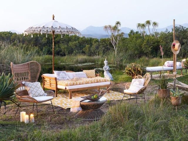 Une terrasse inspirée des paysages du Vietnam