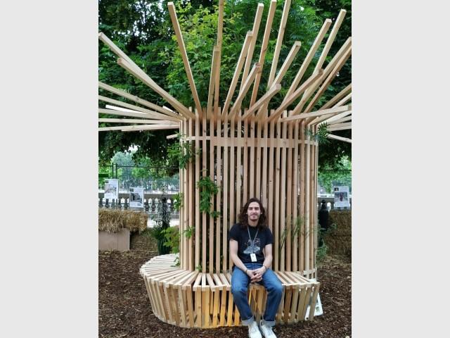 Petite nature, un mobilier urbain déployeur de nature