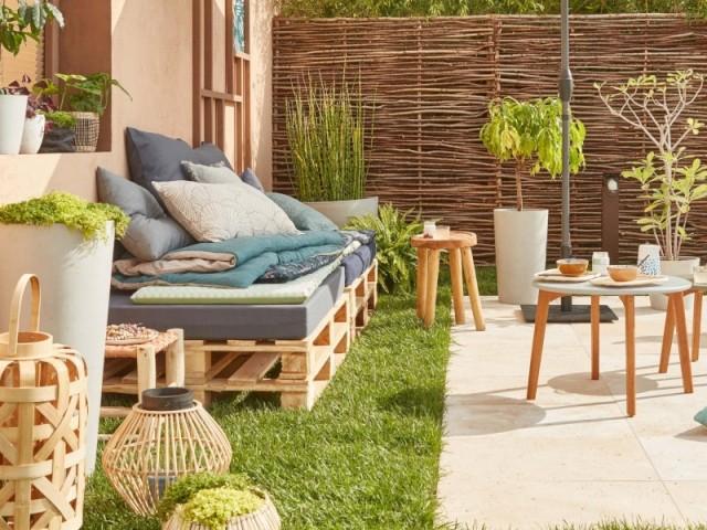 8 Canapés En Palettes Pour Mon Jardin