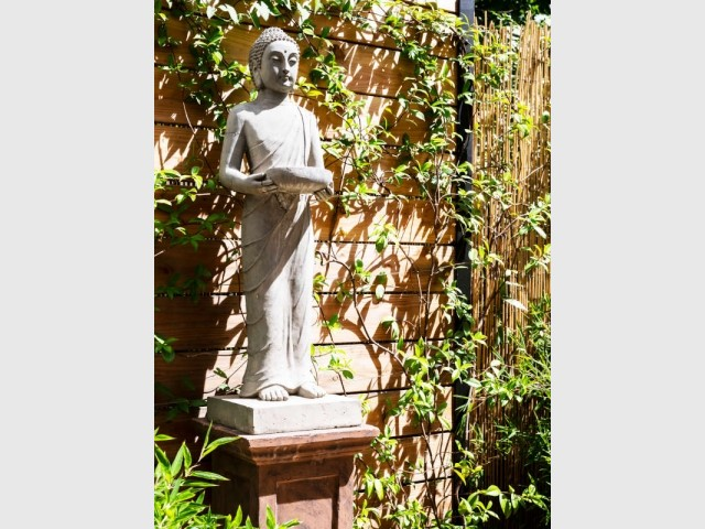 L'art asiatique au cœur du jardin