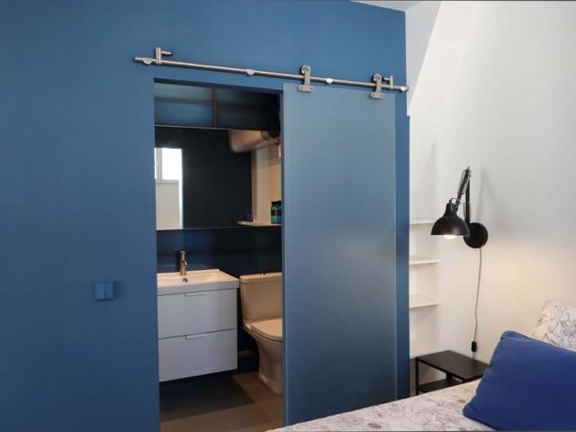 Une petite chambre façon cocon