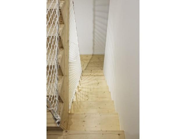 Une autre vue sur l'escalier
