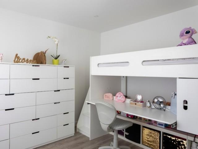 Une nouvelle chambre pour un nouvel appartement