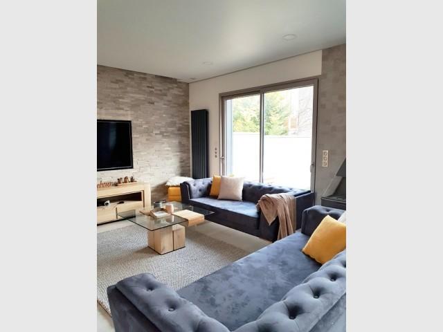 Des matériaux naturels pour un intérieur cosy