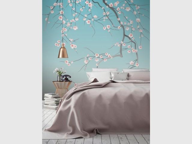 Fresque Sakura, PaperMint, prix : 145 €