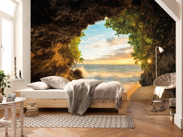 Photo murale Hide Out, Komar chez Leroy Merlin, prix : 50,90 €