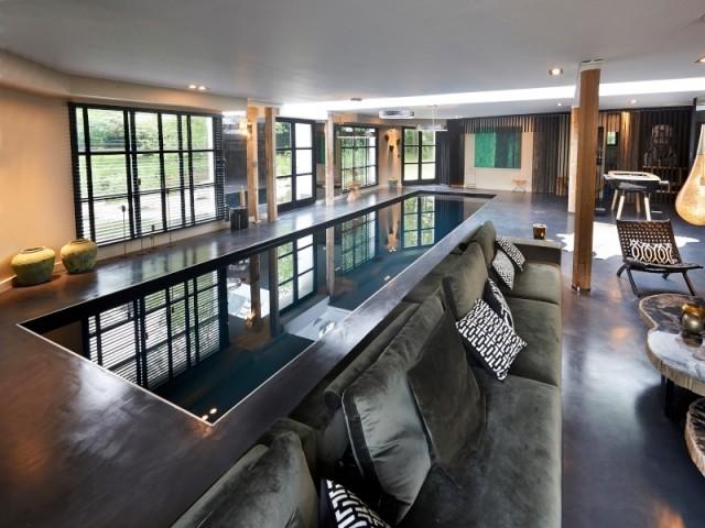 Trophée d'or 2019 catégorie piscine intérieure