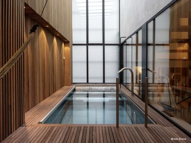 Trophée d'argent 2019 catégorie piscine intérieure