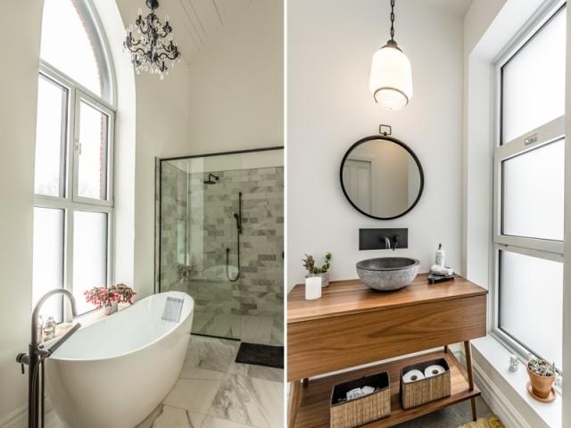 Une luxueuse salle de bains