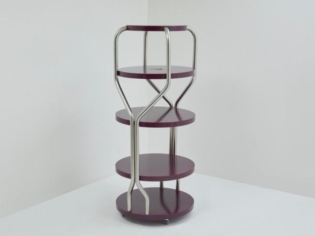 Etagère mobile Cabotage, par Studio Brichet Ziegler, mise à prix : 300 €