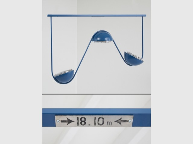 Luminaire Plein Phares, par Studio Brichet Ziegler, mise à prix : 500 €