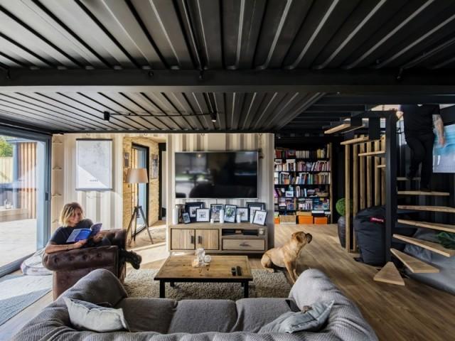 Une maison au style affirmé