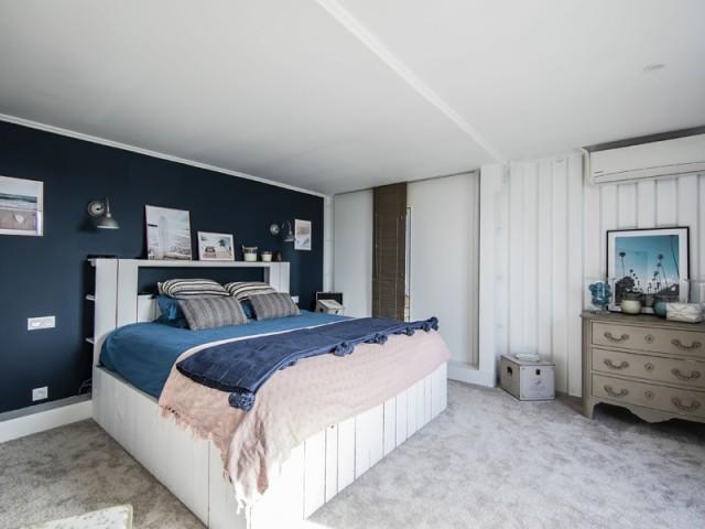 Des chambres spacieuses et confortables