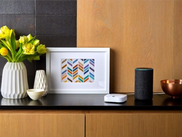 L'alarme Sync de Yale et son application Smart Watch permettent de sécuriser la maison et sont compatibles avec Alexa d'Amazon Echo