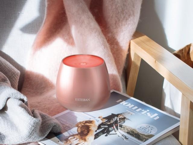Un très élégant diffuseur de brume parfumée