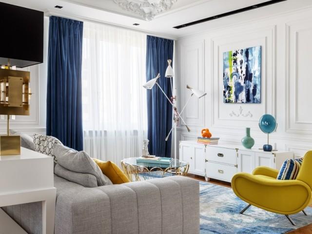 Un appartement classique modernisé avec soin
