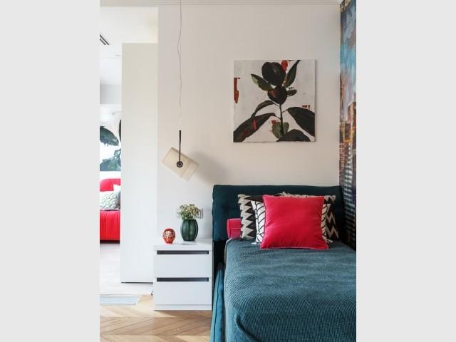 Une chambre d'ado comme un petit studio