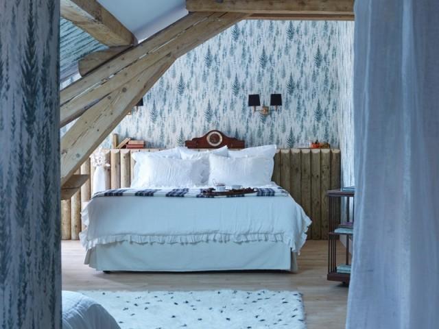 Une déco inspirée de la nature dans les chambres