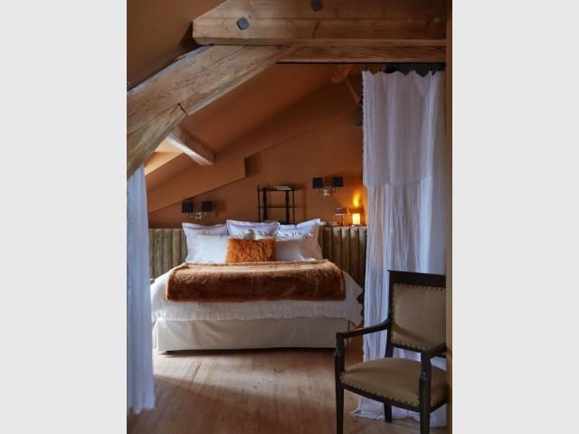 Des chambres inspirées d'une tablette de chocolat