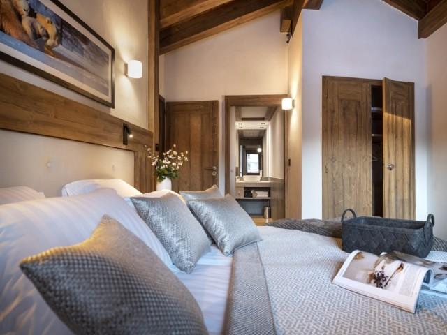 Des suites intimes et confortables