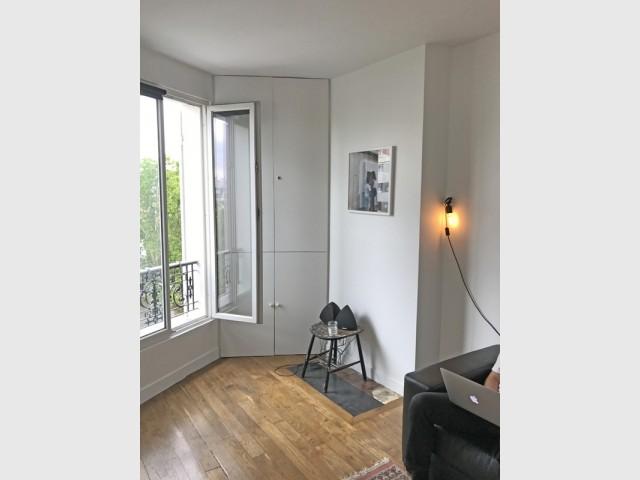 Avant : un appartement plein d'atouts