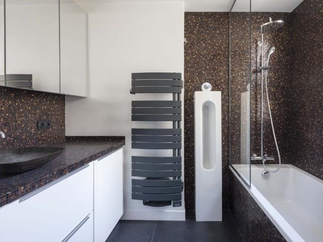 Une salle de bains élégante
