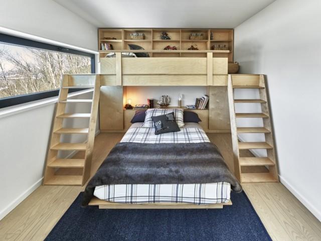 Des chambres sur-mesure pour les enfants