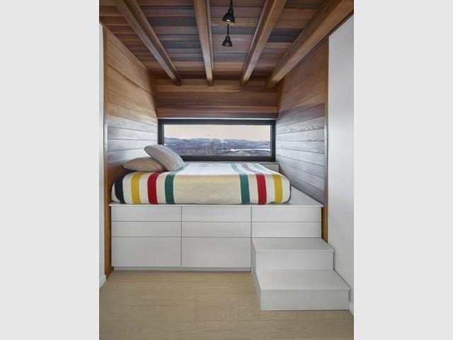 Une chambre avec vue panoramique