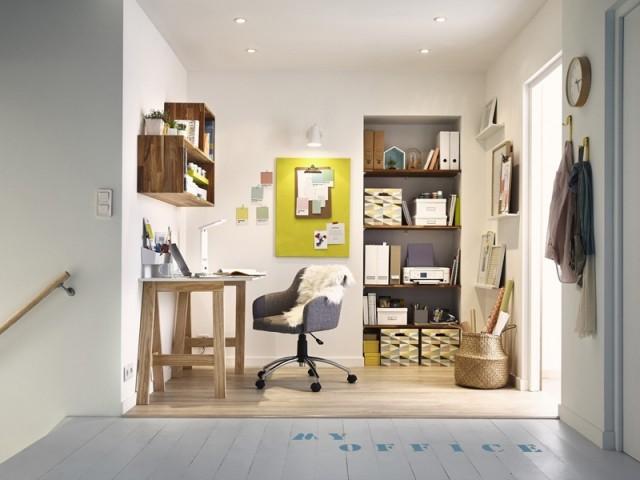 Aménager un bureau dans un endroit calme