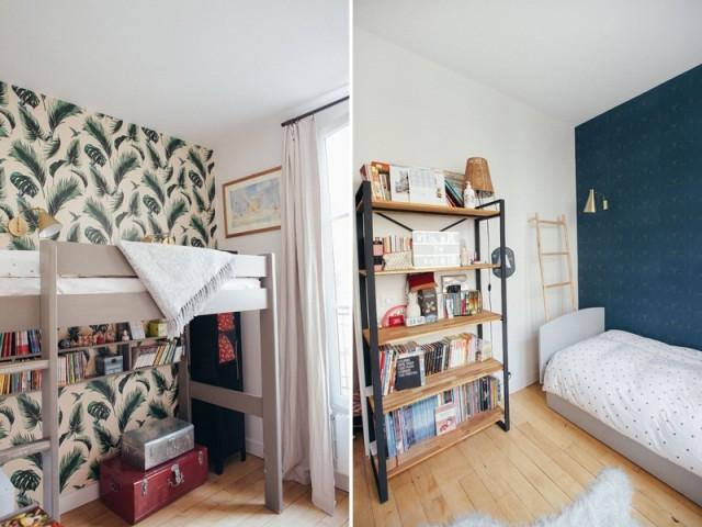 Des chambres cosy et colorées pour les enfants