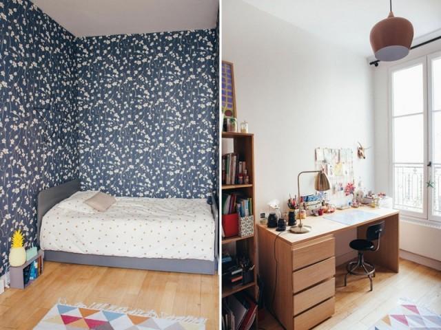 Des chambres petites mais confortables