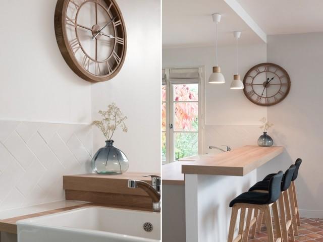 Une cuisine pleine de détails