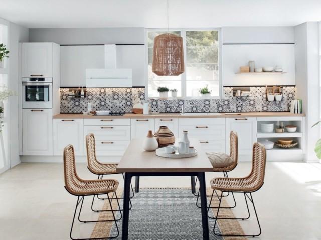 Une cuisine en I au format XXL
