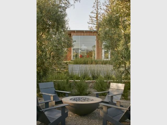 Un jardin convivial