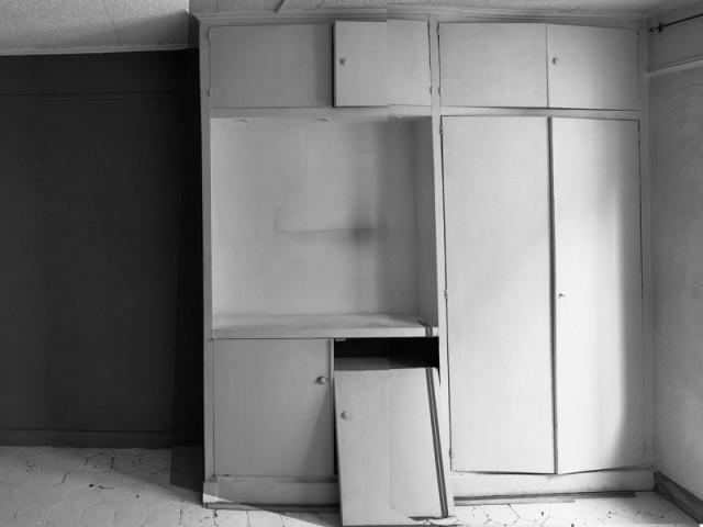 Avant : une pièce à vivre à réaménager