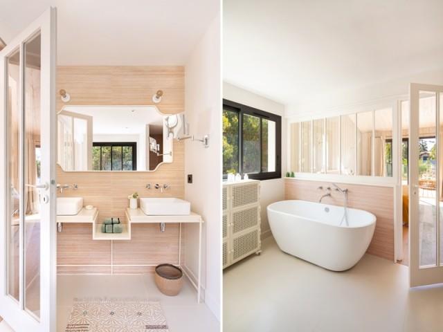 Une salle de bains pleine d'élégance