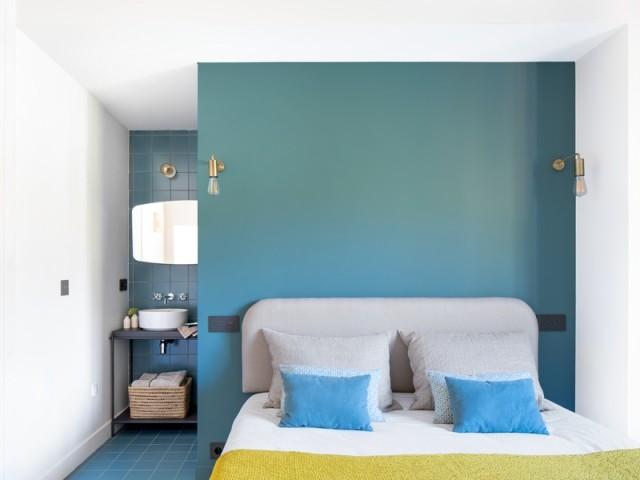 Une chambre douillette pour les invités