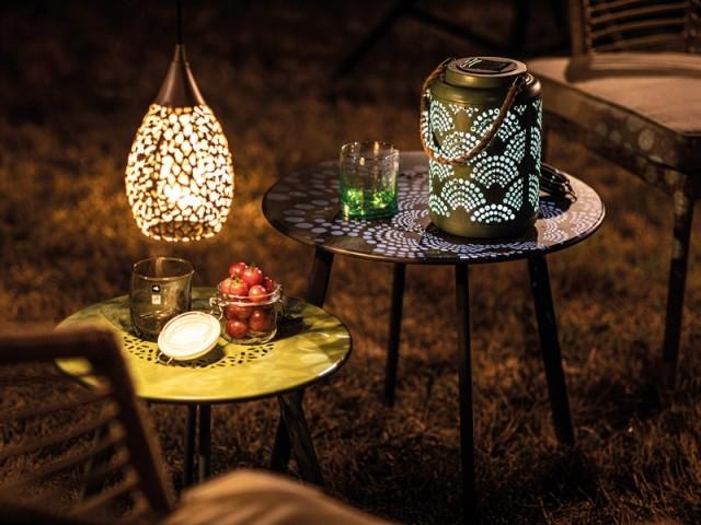 Des lanternes aussi pratiques qu'esthétiques