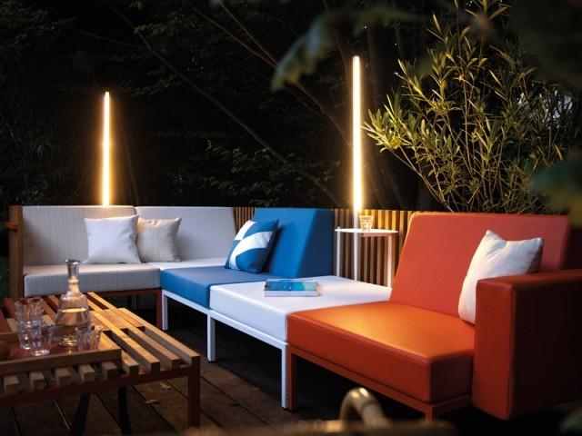 Des lampes torches modulables aux allures de néon