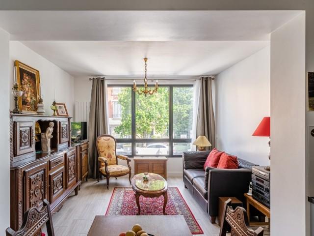 Un appartement confortable pour la grand-mère