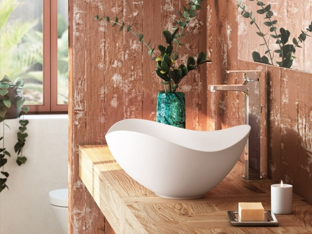 Le lavabo Ohtake de Roca