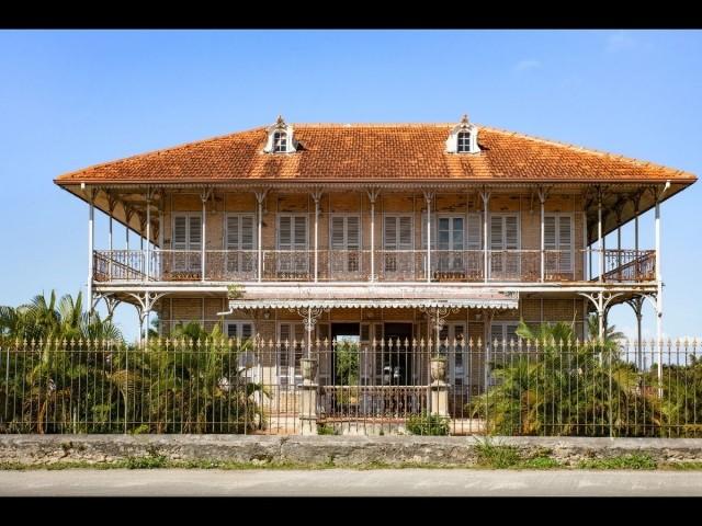 Guadeloupe, Habitation Zévallos au Moule