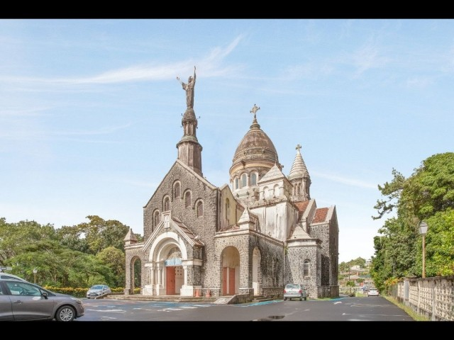 Martinique - Sacré Coeur de Balata
