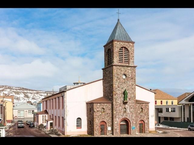 Saint-Pierre-et-Miquelon - Cathédrale St-Pierre